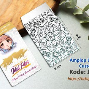 Amplop Lebaran Custom